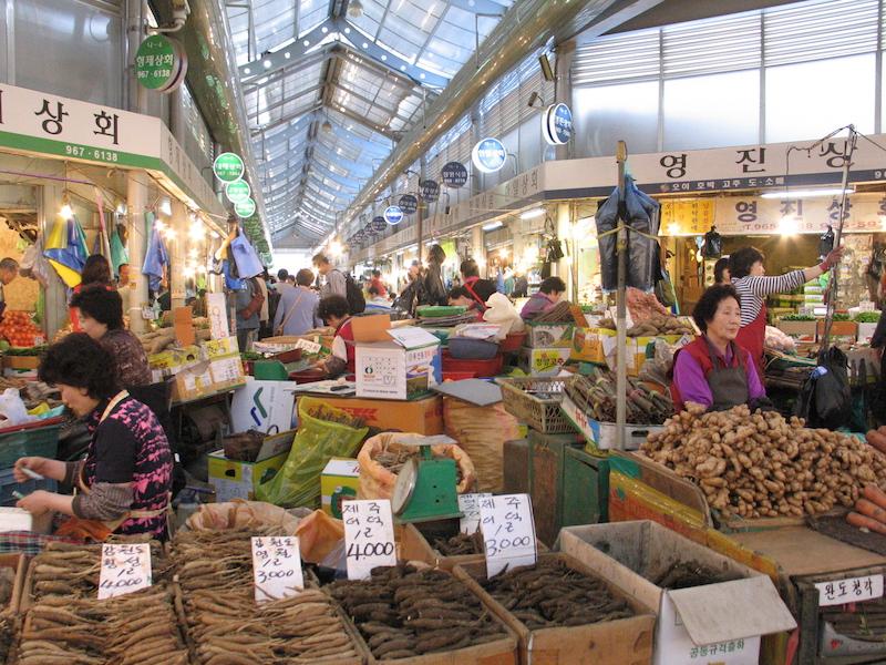 Korea-Seoul-Gyeongdong_Market-02