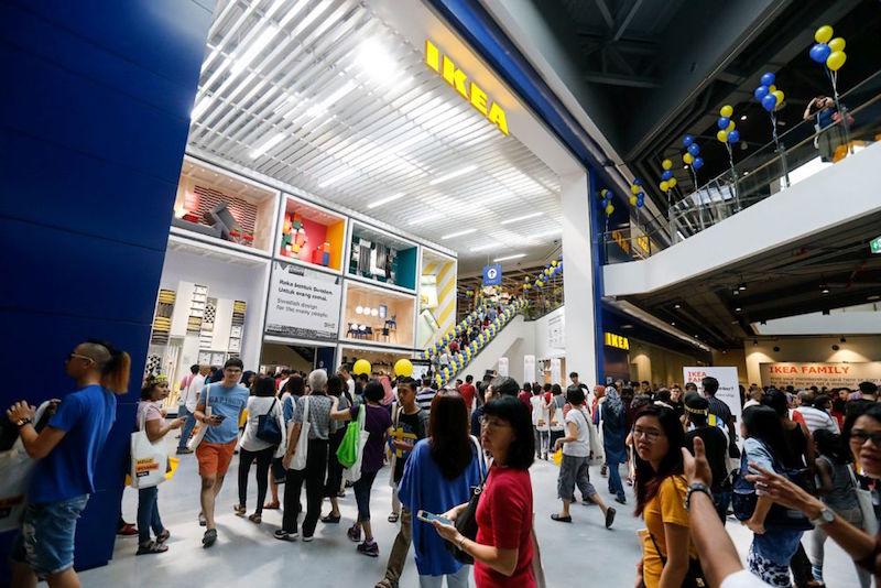 OM 20190314 IKEA OPENING