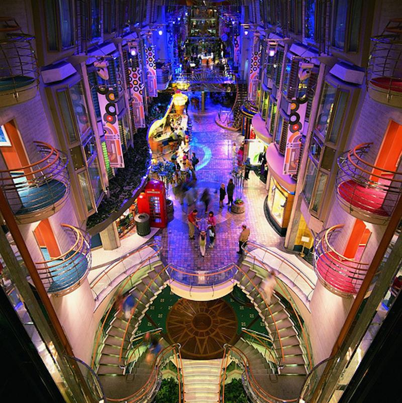 inside royal