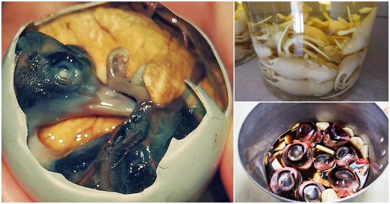 collage makanan pelik
