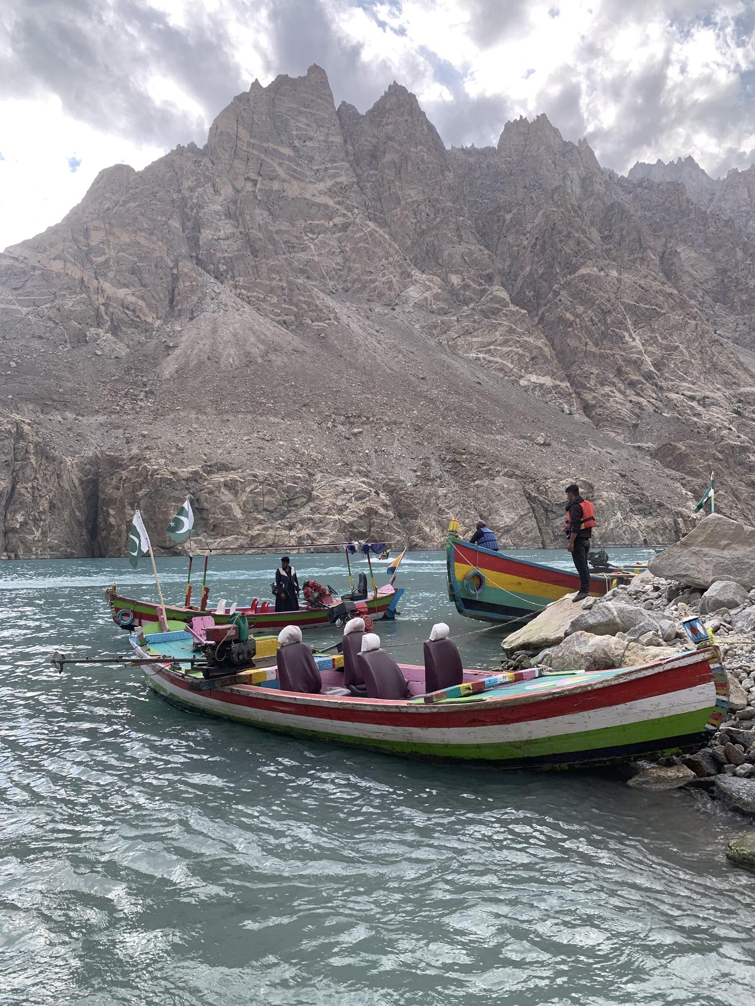 attabad lake