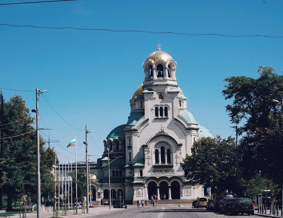 cathedral sofia