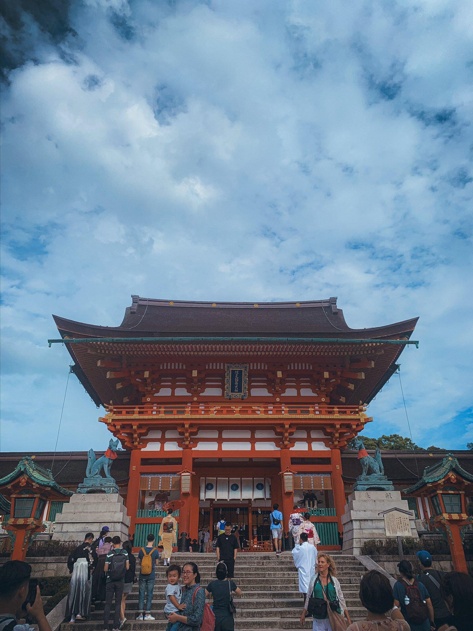 Day 5 Fushimi Inari Shrine
